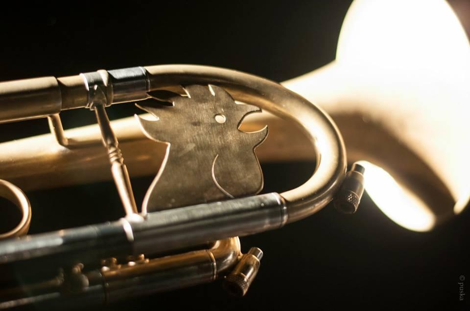 A kakasos trombita – fotó: Puska Judit